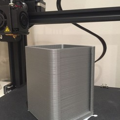 Free 3D printer files Lapicero with Portafotos, joemarc