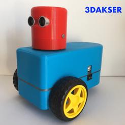 RO-100-SO_F1.png Download STL file ARDUINO ROBOT RO-100-SO • 3D printing model, 3DAKSER
