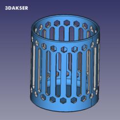 LAPICERO.png Download free STL file DESK PEN • Template to 3D print, 3DAKSER
