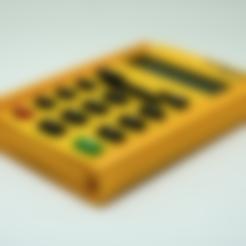 Download free 3D print files Overhead Bracket for Security Token, ewap