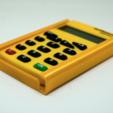 Free 3D printer model Overhead Bracket for Security Token, ewap