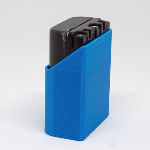 Capture d'écran 2017-10-31 à 15.38.20.png Download free STL file Sony FM500H Battery Holder • 3D printer design, ewap