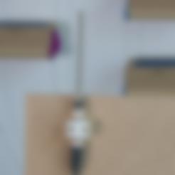 Fichier imprimante 3D gratuit Support pour connecteur BNC Antenna, ewap