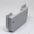 Capture d'écran 2017-10-31 à 15.39.46.png Download free STL file Klickfix wall mount for Ortlieb handlebar bag • 3D printable model, ewap