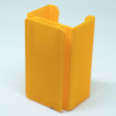 Capture d'écran 2017-10-31 à 15.34.29.png Download free STL file Wall mount for ZOOM H1 • Model to 3D print, ewap