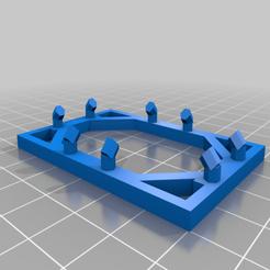 hebilla_zapato_simple.png Download free STL file buckle shoe • 3D printable template, dasafur