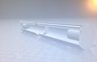 IMG_8763.jpg Download free STL file plastic film cutter • 3D printable model, arth