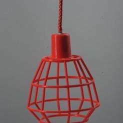 Download 3D printer designs garage lamp, MartinEBorda