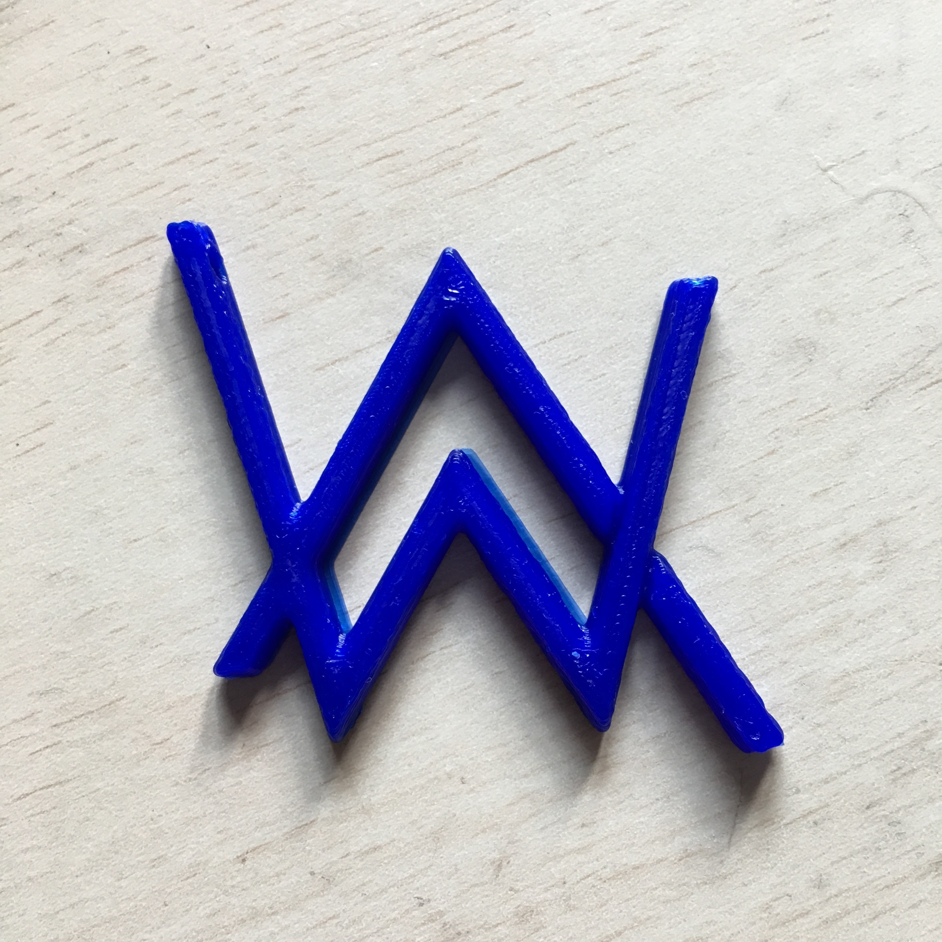 Download Free Stl File Alan Walker Logo Object To 3d Print Cults You can download in.ai,.eps,.cdr,.svg,.png formats. download free stl file alan walker logo