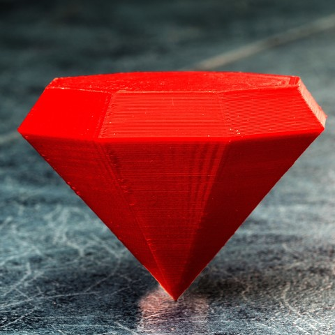 Download free STL file Diamond • 3D print model, SEA