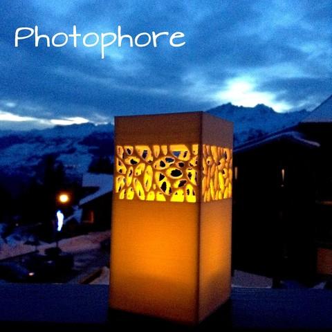 Télécharger fichier STL gratuit Photophore, SEA