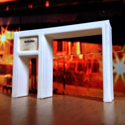 Download free STL file Office for models • 3D printable model, SEA