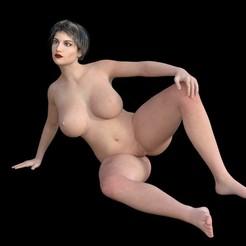 Download 3D print files Frauenkörper nach Vorbild 10-20 girl, 3dstc