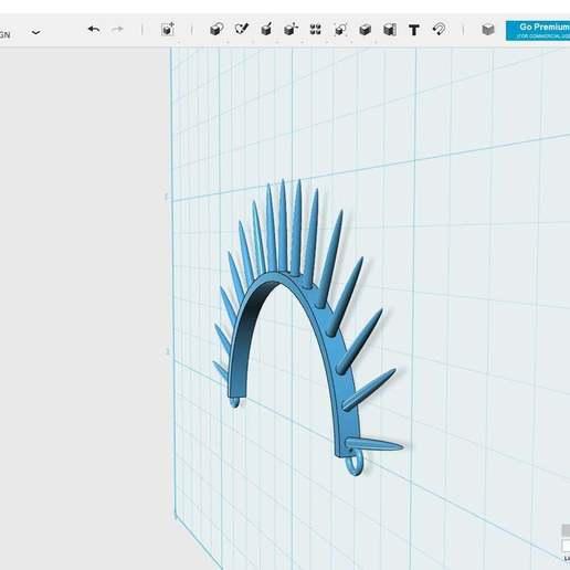 Download free 3D printer designs Eyelashes, 3dstc