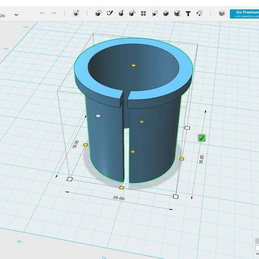 Download free 3D printer designs Sattelhuelse, 3dstc