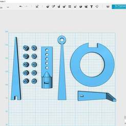 filamenthalter_80x41_mit_Halter.jpg Télécharger fichier STL gratuit filament schlauchfuehrungshalter auf runden rohr 42 mm • Design pour imprimante 3D, 3dstc