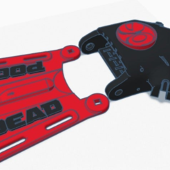 2.PNG Download free STL file e-NABLE Phoenix Hand Deadpool • Template to 3D print, lilredji