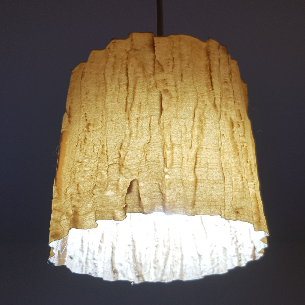 3D Scanned Tree Texture - Birch Lamp Shade 1000.jpg Download STL file 3D Scanned Birch Tree Texture - For Functional and Decorative Items • Template to 3D print, MaxFunkner