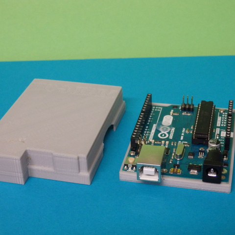 Objet 3D gratuit Boite Arduino, Boxplyer