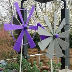 Diseños 3D gratis Turbina eólica, Boxplyer