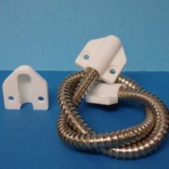 Diseños 3D gratis Flexible - anilla de cable, Boxplyer
