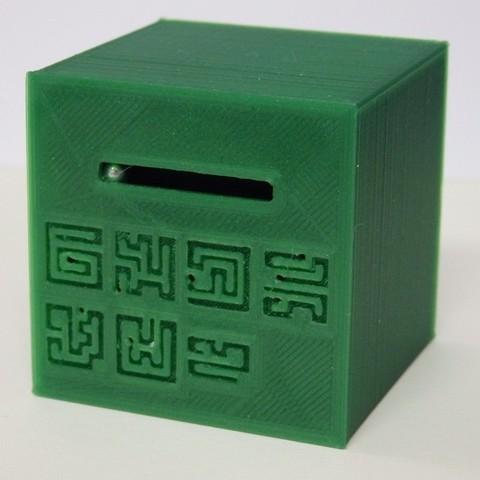 Free STL files Brain teaser / Cass tête, Boxplyer