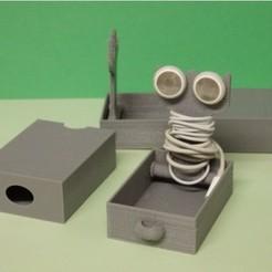 Fichier imprimante 3D gratuit Etui pour casque audio, Boxplyer