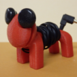 Capture d'écran 2017-12-18 à 12.18.31.png Download free STL file Dog Helmet holder • 3D printer template, Boxplyer