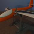Download free STL file Rc Balancing / balancing rc plane • 3D printer template, Boxplyer
