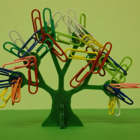 P6163593.JPG Download free STL file Paper clip shaft • 3D printer design, Boxplyer