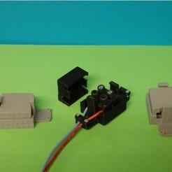 diseños 3d gratis Caja de aislamiento eléctrico, Boxplyer