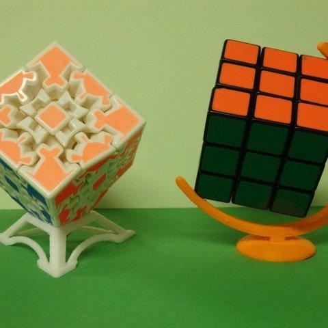 Download free STL files Rubik holder, Boxplyer