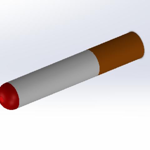 Download STL file Clope Fake Improvement • 3D printing template, Aldbg74