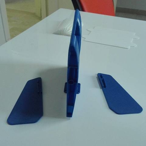 24992875_1749788258407478_2076448469_o.jpg Download STL file Flying Wings RC • 3D print template, Nizarnizz
