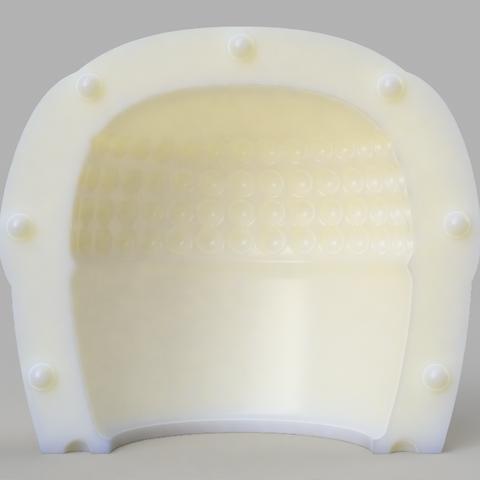 3d model magic wand hitachi silicone head mold cults