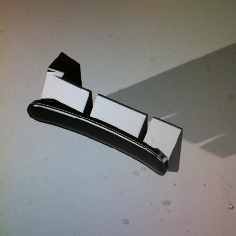 IMG_2121[1].JPG Download STL file SPAS 12 Replacement Grip Plug • Model to 3D print, Boris-van-Galvin