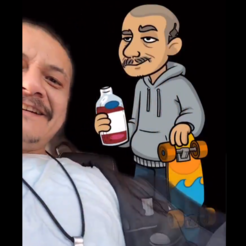 look-viral-tiktok-longboarder-is-now-a-cheech-and-chong-bud-farm-character-heres-how-to-unlock-doggface208-character.png Download STL file Doggface208 • 3D printable object, Avallejo