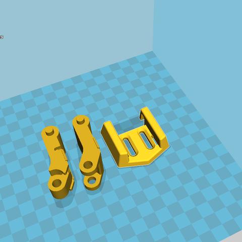 cap1.PNG Download STL file Humminbird 525 echo sounder • Template to 3D print, francknos