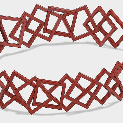 Download STL file Bracelet • 3D printing model, francknos