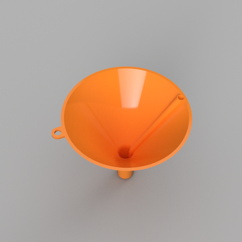 Download 3D model Funnel, francknos