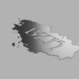 Download STL file Britain • 3D printable template, francknos