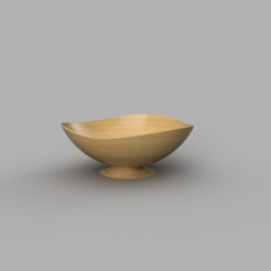 Download 3D printer model Decoration bowl, francknos