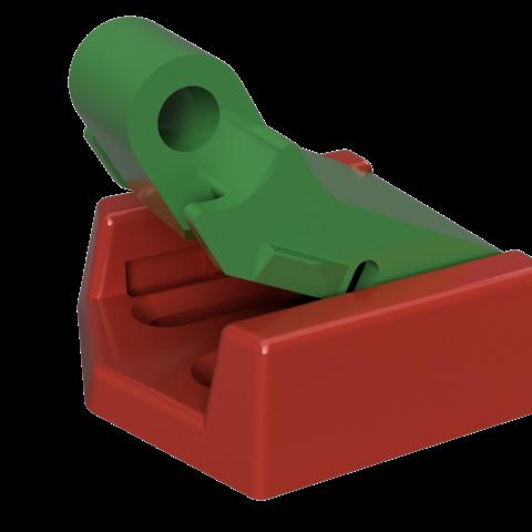 Support_de_sonde_Hummbird_v2_2017-Mar-28_07-57-49AM-000_CustomizedView10712653427.png Download STL file Humminbird 525 echo sounder • Template to 3D print, francknos