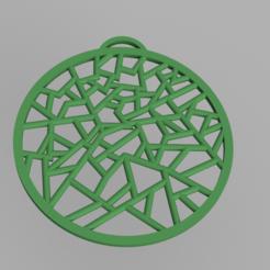 Descargar modelo 3D Pendientes orreilles, francknos