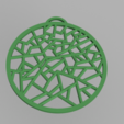 Download STL file Earrings • 3D printing design, francknos