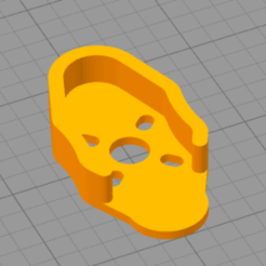 Download 3D printing templates Astrox switch arm protection, FaF