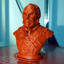 Free 3D file Mack Rhukta, Dreep