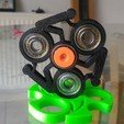 Fichier 3D Hand Spinner Cycliste, JypG