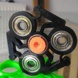 Download STL file Hand Spinner Cyclist • Design to 3D print, JypG
