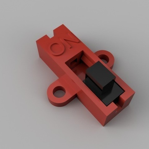 e158619f77d9c1a7ffee799c5404d6e3_preview_featured.jpg Download free STL file Single Pin Switch • 3D print object, PentlandDesigns